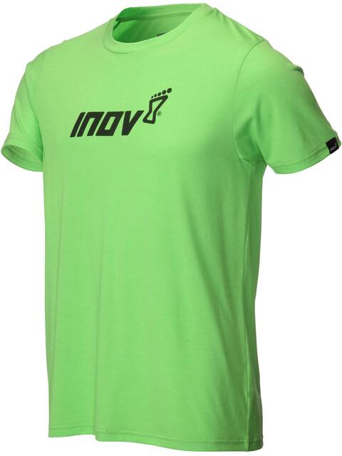 inov-8 M's AT/C Triblend SS Shirt green